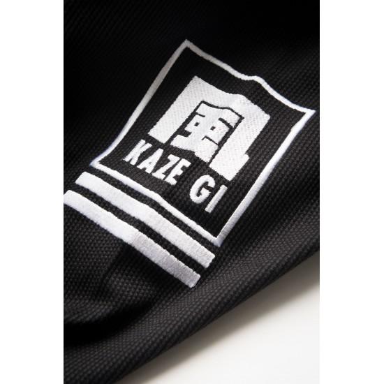 Light Weight BJJ Gi Kaze Black