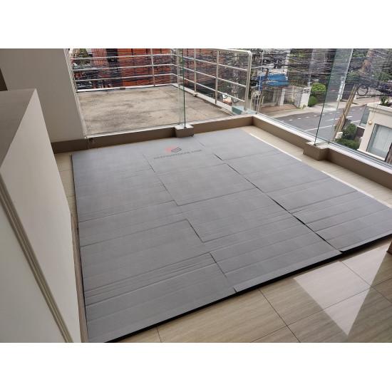 BKKFG Flexiroll Home Mats, 3 pieces set 5.8M2