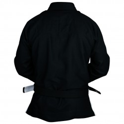 Hyperfly Hyperlyte 2.5 BJJ Gi White on Black