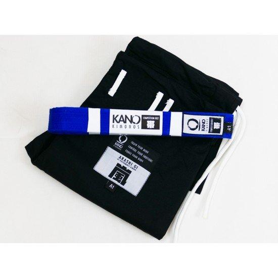 Kano Premium Belt Blue