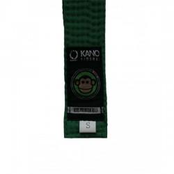 Kano Kids Gi Belt Green