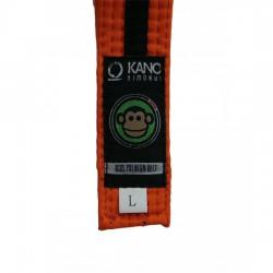Kano KIds Gi Belt Orange/Black