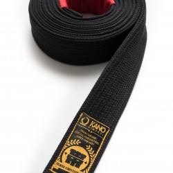 Kano Premium Belt Black