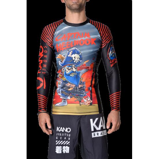 Kano Captain Heel-Hook Rashguard