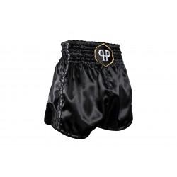 Pryde Basic Muay Thai Shorts Black