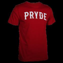 Pryde Premium Tee Red