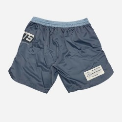 VHTS S/S Combat Shorts Blue/Grey
